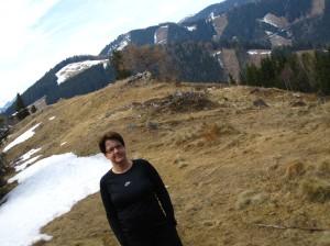 Andi Anstieg Gmoa-Alm