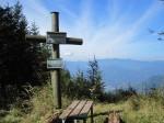 Gipfelkreuz Hochtrötsch