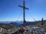 Gipfelkreuz Hochweichsel