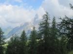 Dachstein in Wolken