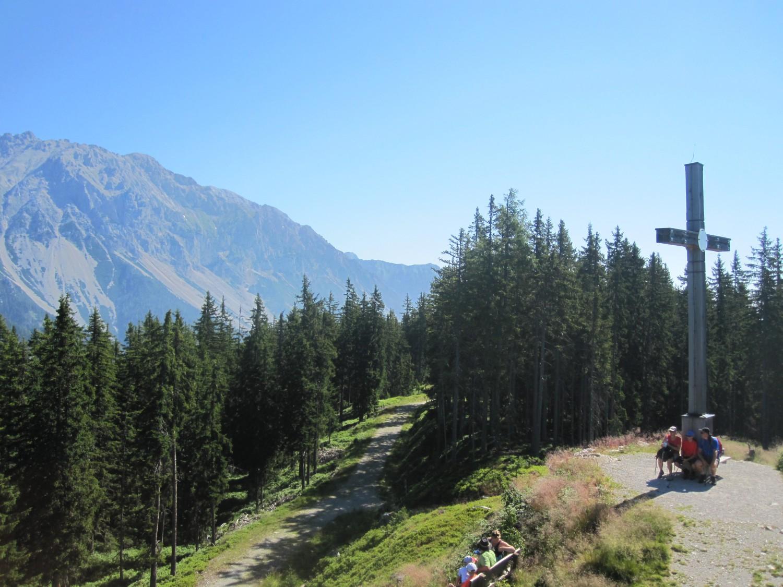 Gipfel Rittisberg