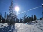 Winterwunderland Rossbrand Höhenwanderweg