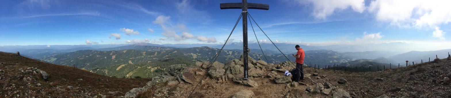 Panorama Geierkogel