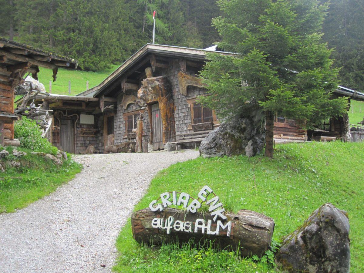 Lärchbodenhütte