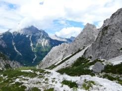 Tiefblick Richtung Großer Buchstein