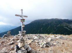 Gipfelkreuz Hauseck