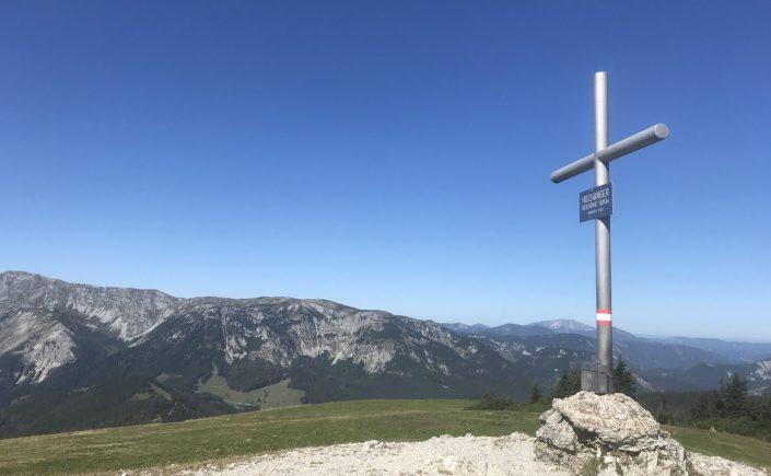 Gipfel Hochanger