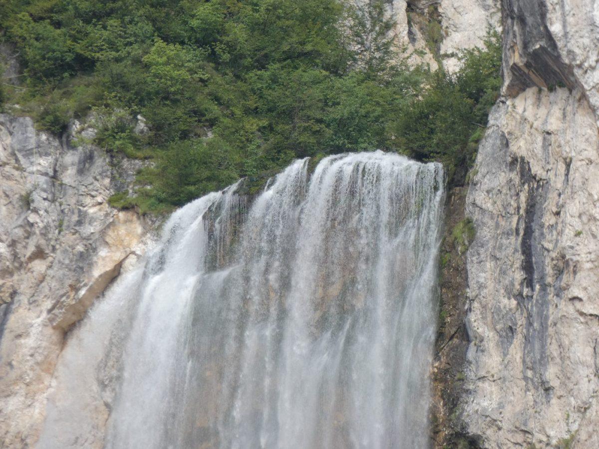 Wasserfall Boka
