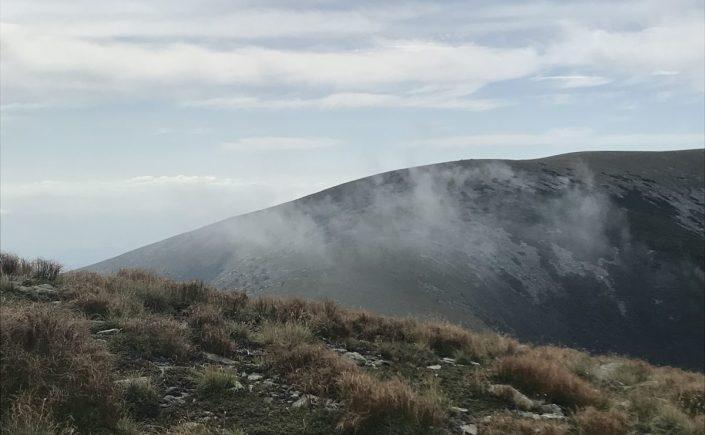Nebel in Richtung Speikkogel